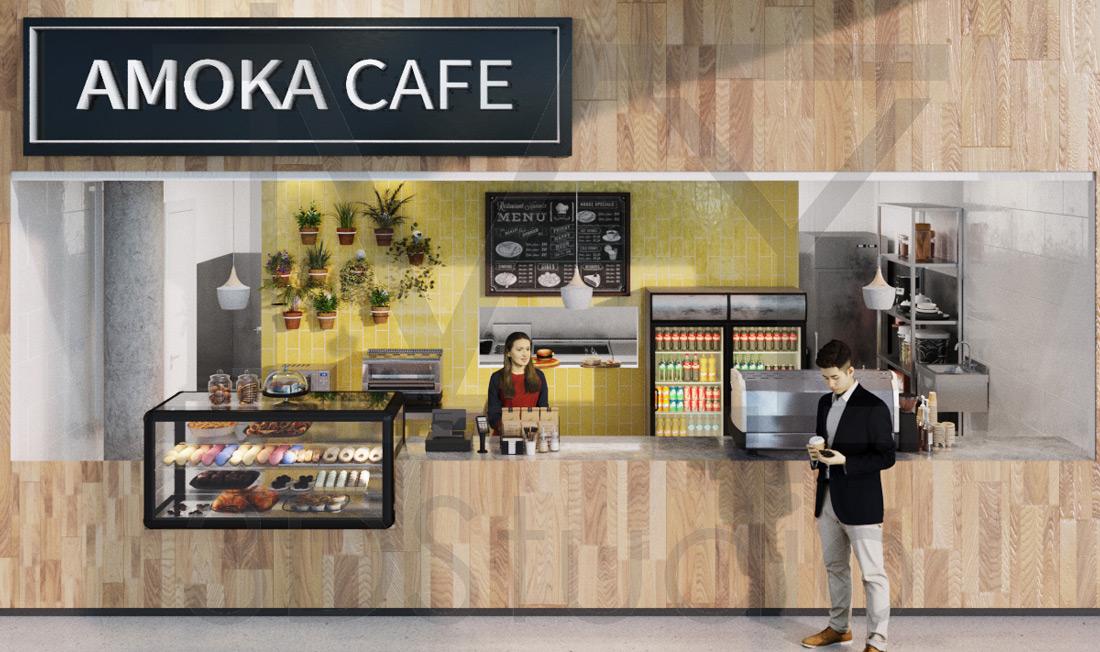 Amoka Cafe